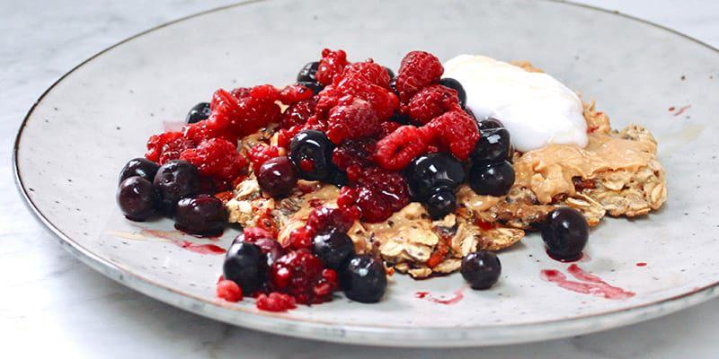 SWIISH-21-DAY-GUT-AND-SKIN-CLEANSE-oats-pancake
